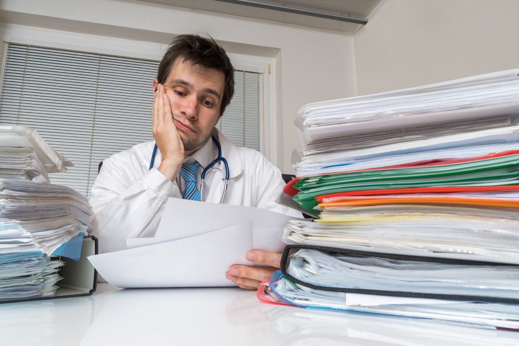 Tackling the admin overload in primary care