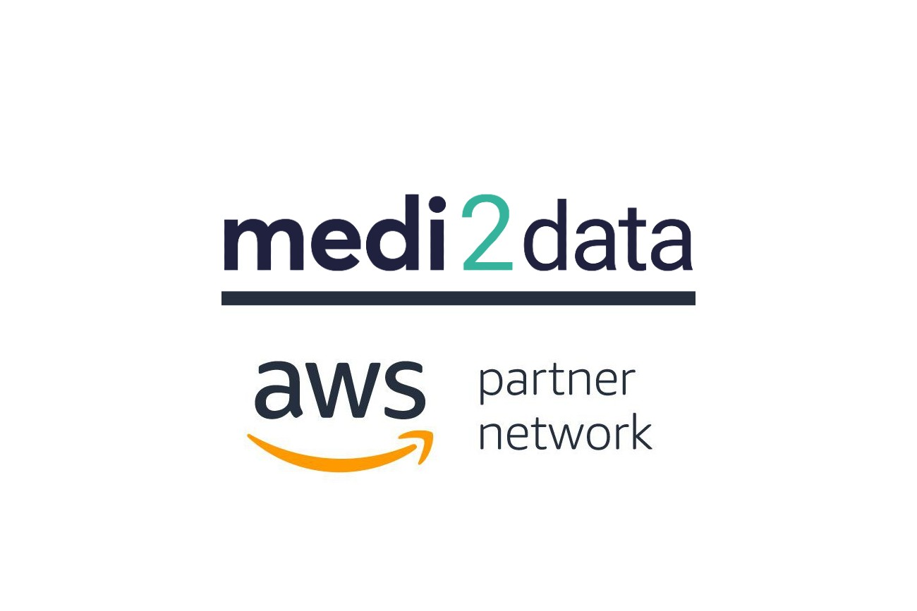 Medi2data opens innovation gateway with Amazon Web Services partnership