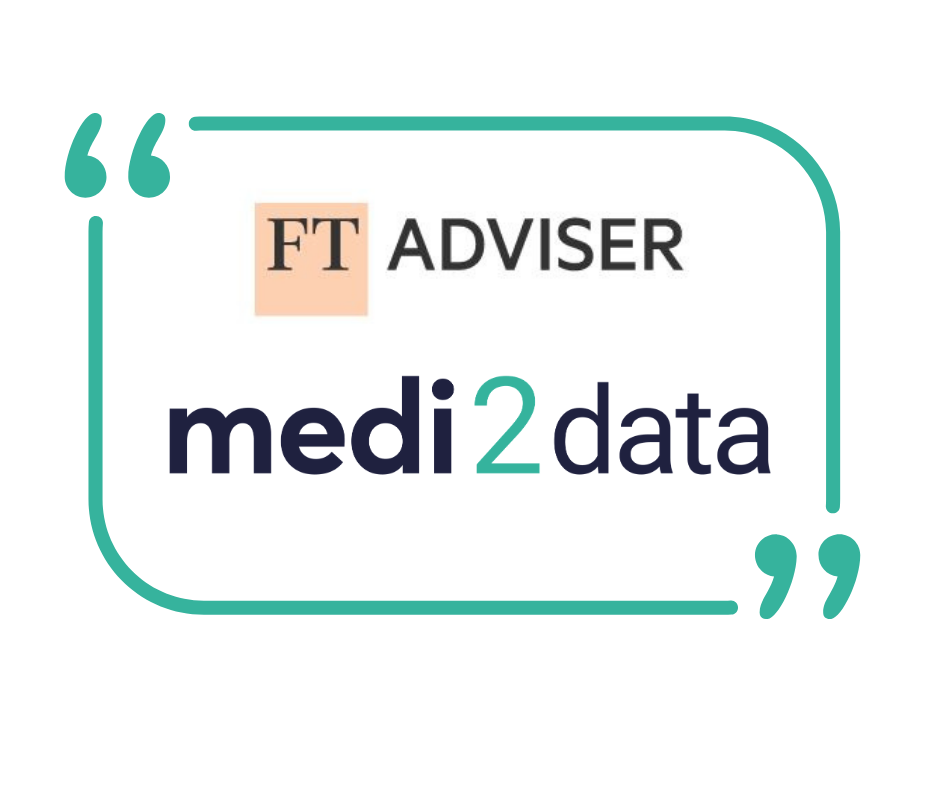Medi2data featured in FT Adviser innovation in underwriting article